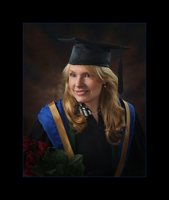 A few grad portraits….