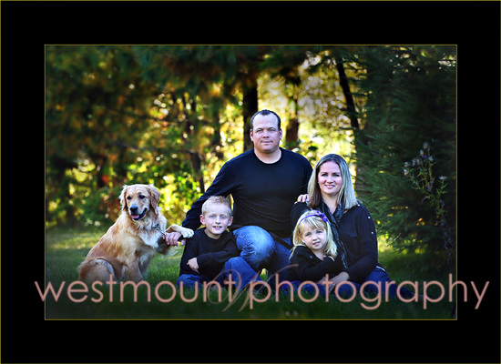 Family Portraits With Dogand Kids Of Course