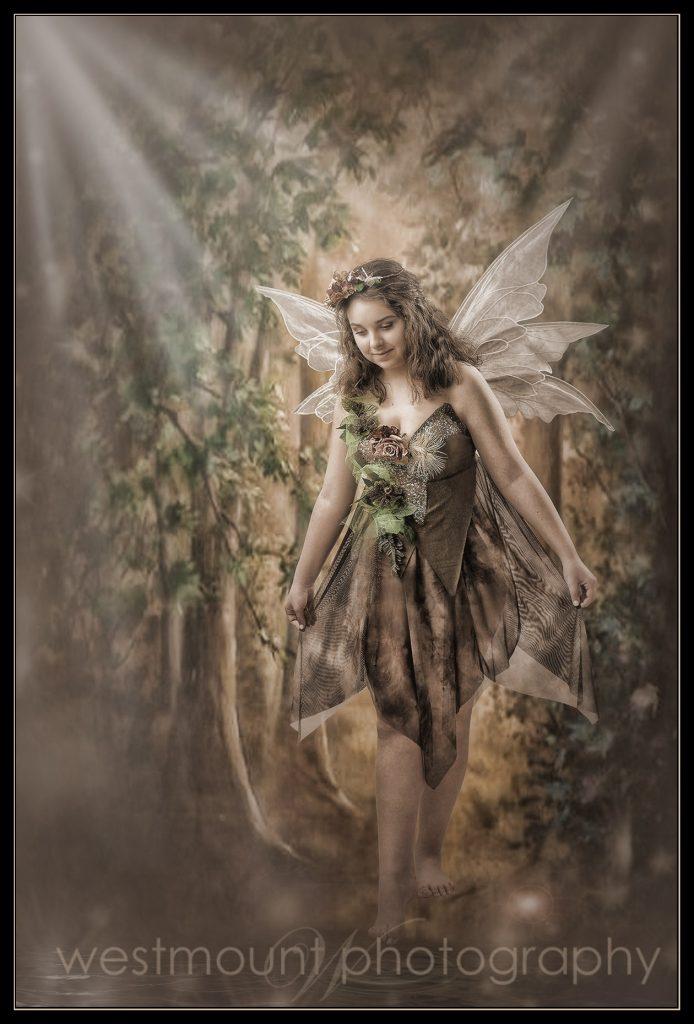 Fairy portrait ideas for older girls…..