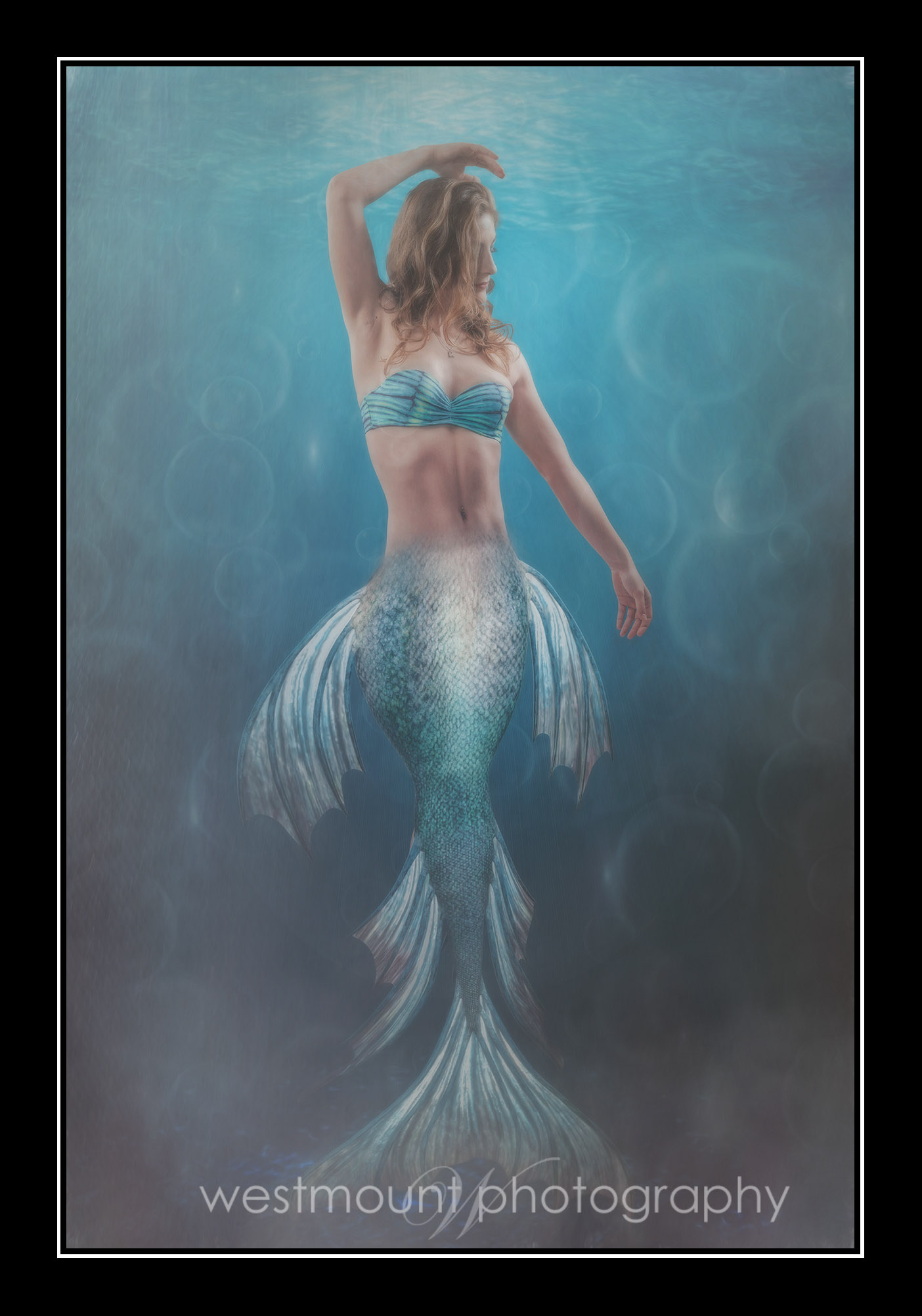 Playing with mermaids….