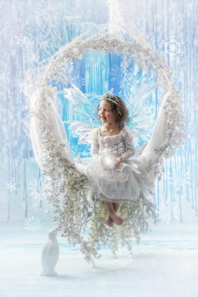 Ice fairies are here…