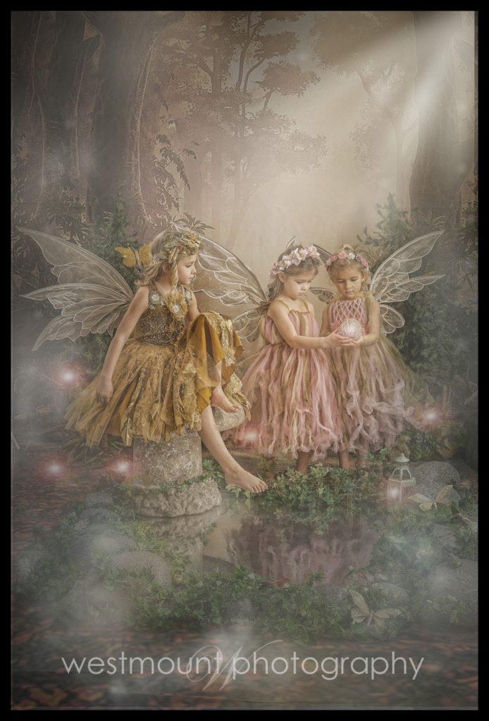 Sister fairies…