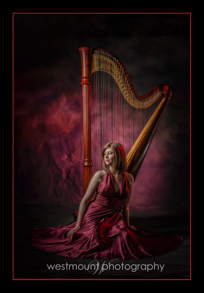 Sudbury Symphony studio portraits