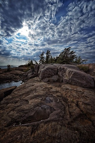 Scenic photos on Georgian Bay