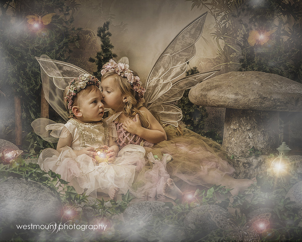 Fairy day and babies…